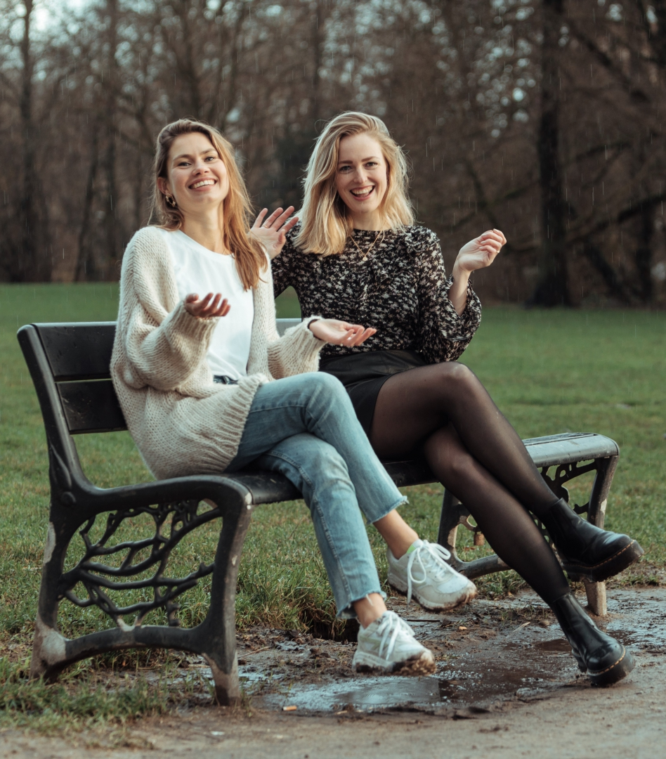 Interview met Vivianne & Lily - Layers