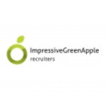 Impressive Green Apple
